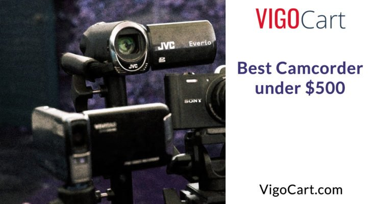 8 Best Camcorder under 500 in 2020 buying guides 4