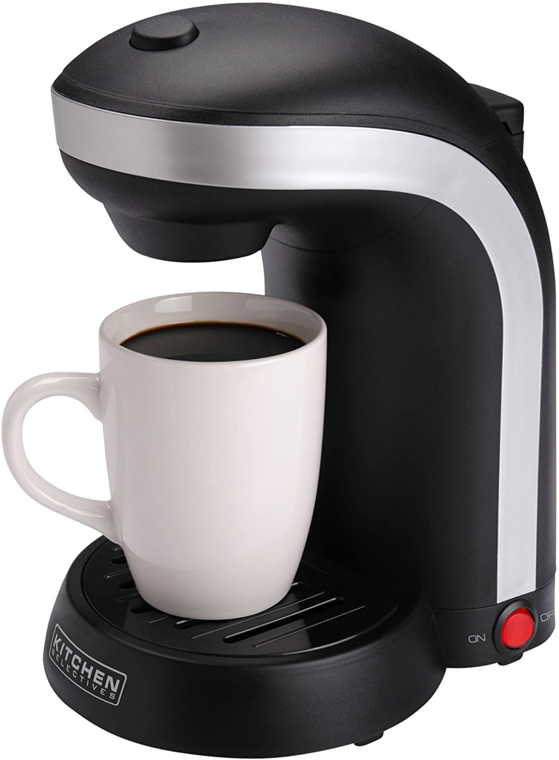 The 5 best coffee makers for one person -Personal coffee maker (Reviews of 2020) 1