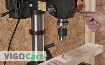 best floor standing drill press for woodworking