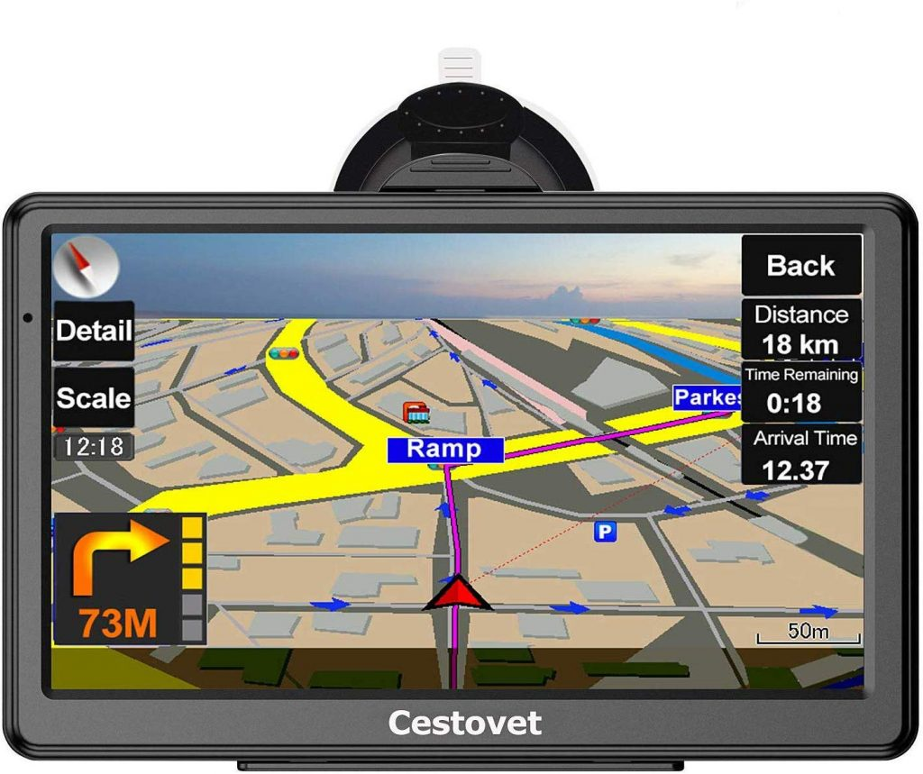 Top 6 Best GPS with Backup Camera | 2021 Review and Buying Guide 1