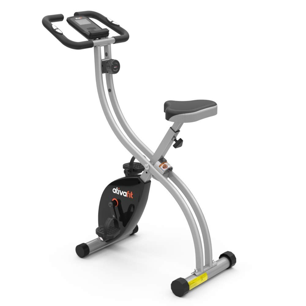 ATIVAFIT Indoor Cycling Bike Folding