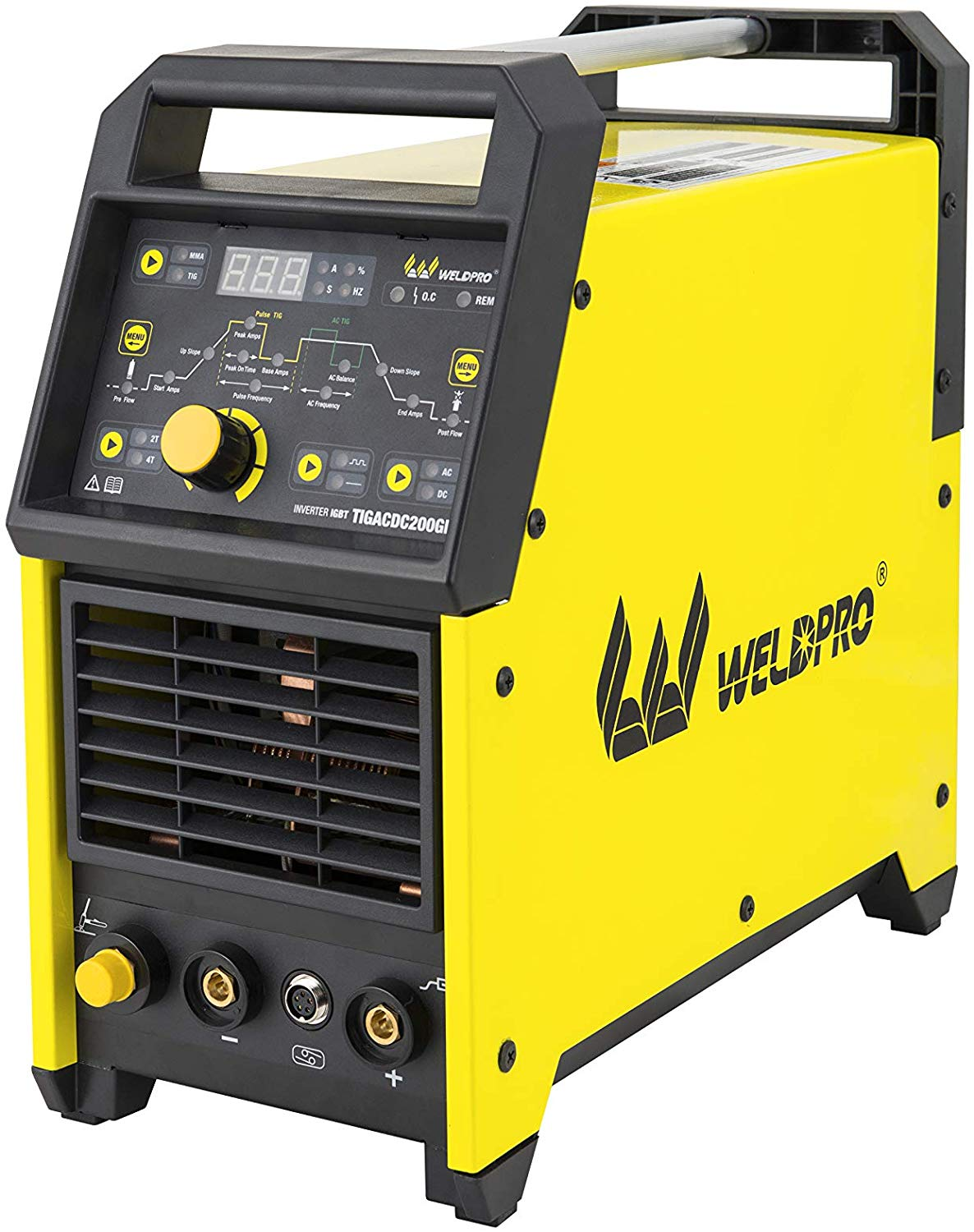 Weldpro Digital TIG