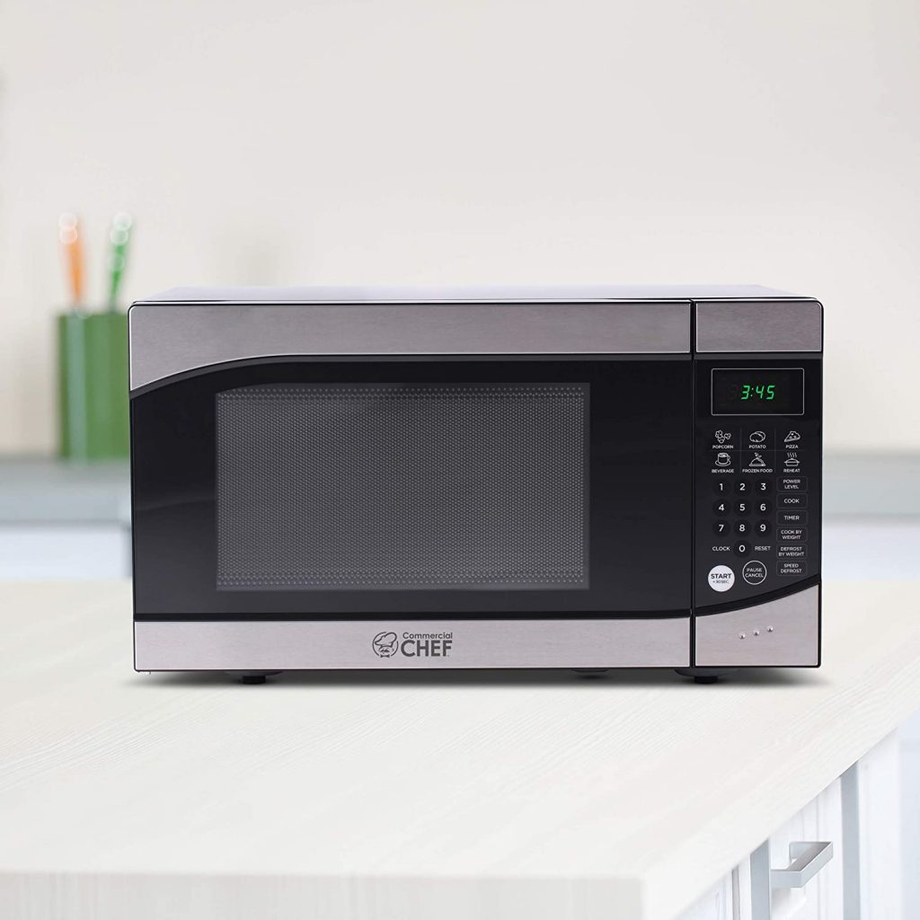 10 best microwave oven for office use in 2020 [Space Savers] 9