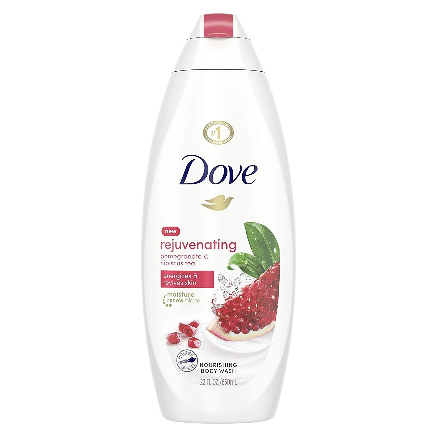 Dove Go Fresh Pomegranate