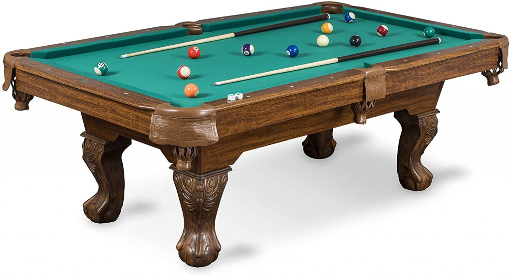 EastPoint Sports – 87-inches Masterton Billiard Pool Table