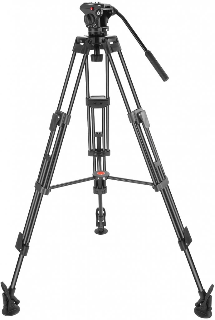 5 Best Fluid Head Tripod Under 200$ To Buy Right Now– (Guideline) 3