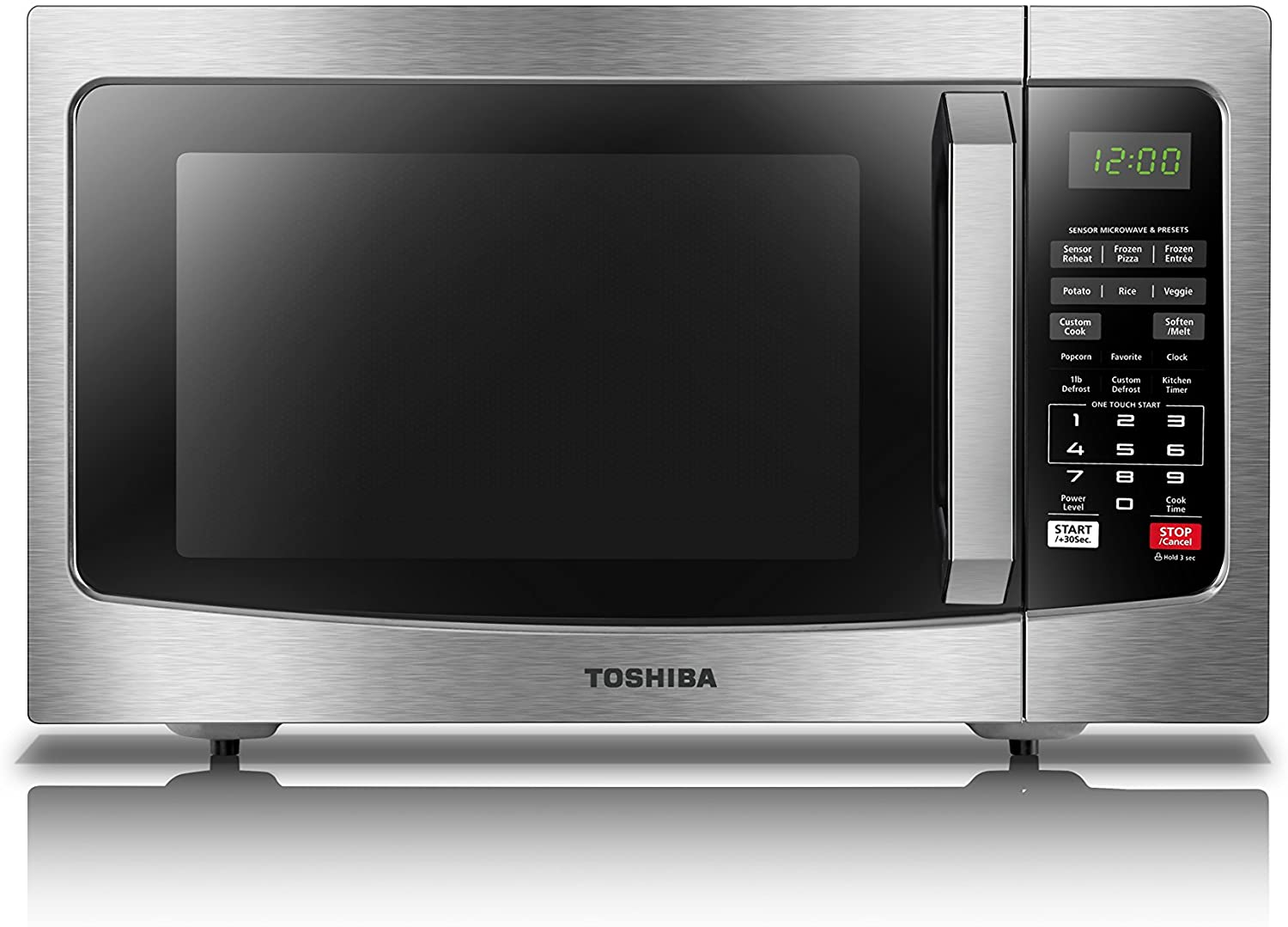 Toshiba 1.2 Cu.ft Smart Sensor