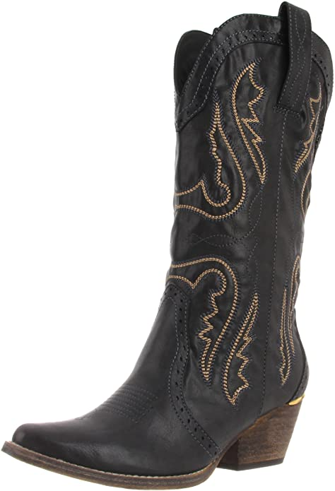 Very Volatile Women's Raspy Boot