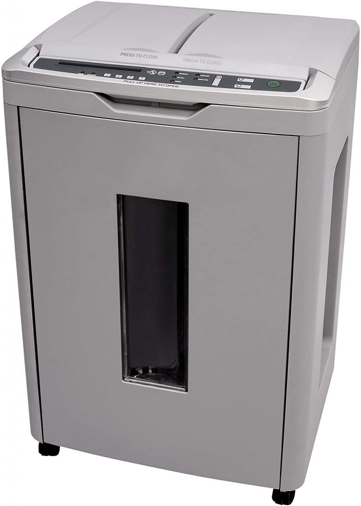 What is the Best heavy duty paper shredder for home use in 2020? 3