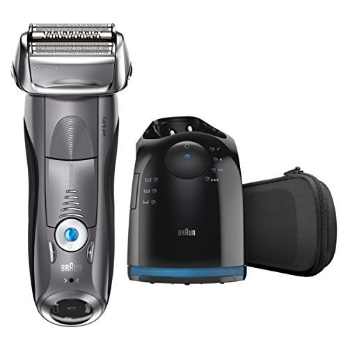 Braun 7865cc Best Electric Razor for Men