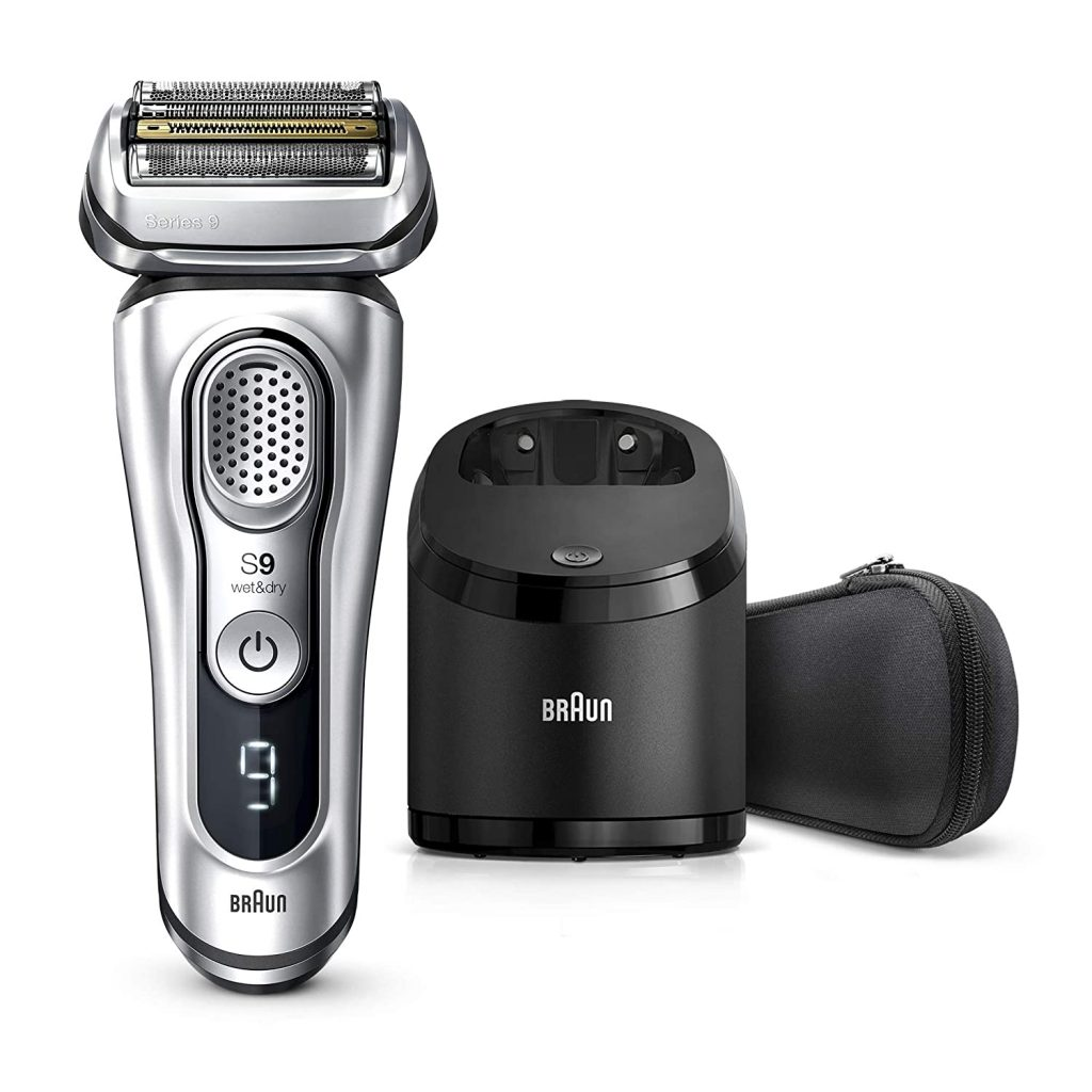 Braun 9370cc/9290cc Best electric razor for Men