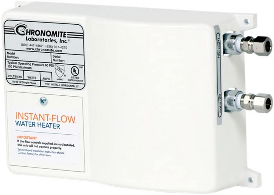 Top 7 Best Tankless Water Heater for Hard Water Reviews 5