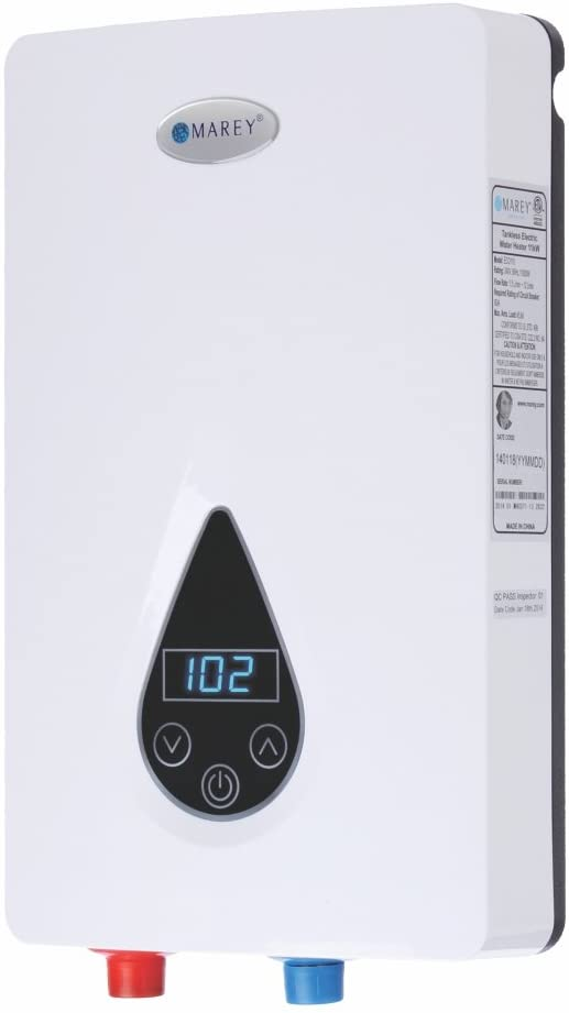 Top 7 Best Tankless Water Heater for Hard Water Reviews 7