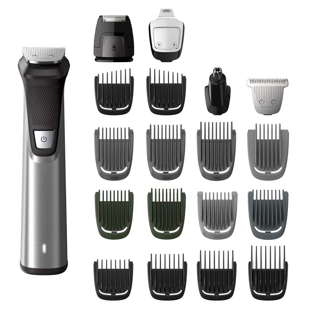 Philips Norelco MG7750/49 Best electric shaver for sensitive skin