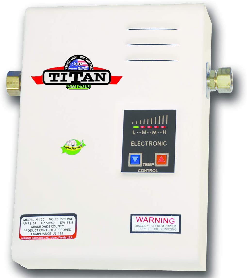 Titan Electric 220 Volts