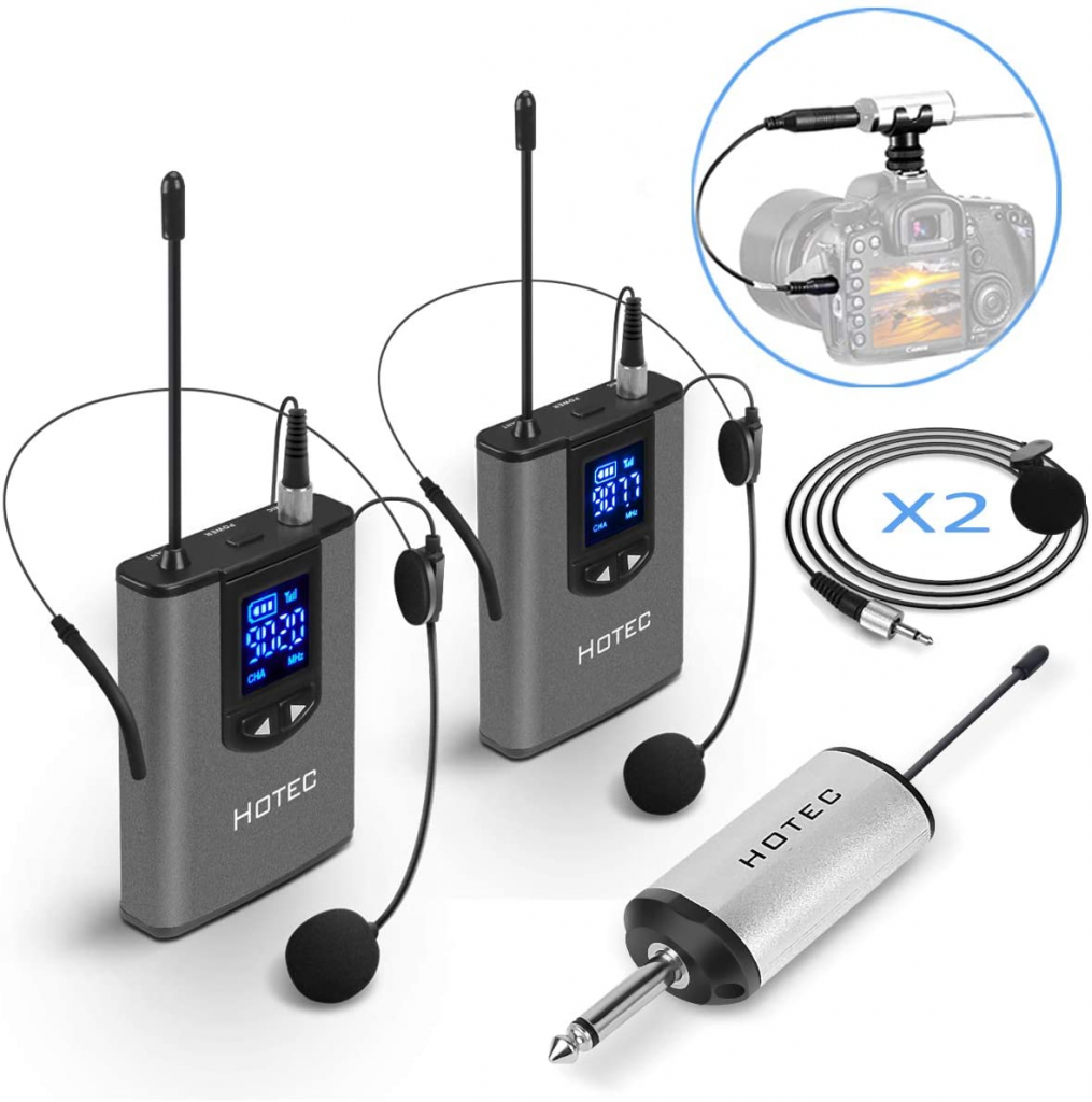 Hotec Wireless System