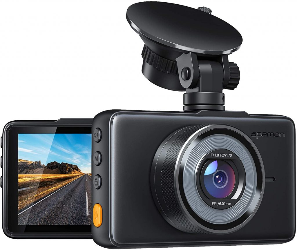 10 of The Best Trucker GPS With Dash Cam in 2020 - (Can you Track a Dashcam?) 1