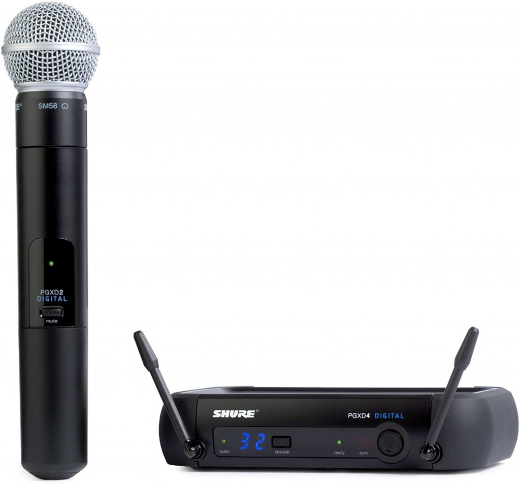 What is the best wireless microphone for singers? Buying Guide Review 2021 1