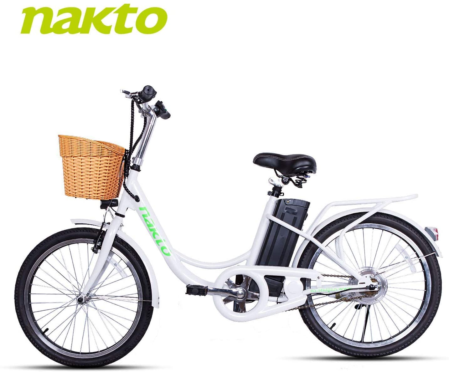 "Nakto 22"" Power Assisted"