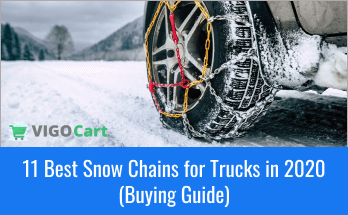 Best Snow Chains for Trucks