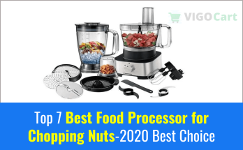 Best Food Processor for Chopping Nuts