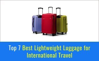 Top 7 Best Lightweight Luggage for International Travel 23