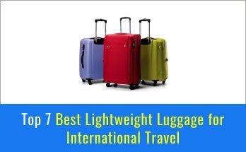 Top 7 Best Lightweight Luggage for International Travel 56
