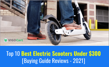 Best electric scooters under 300