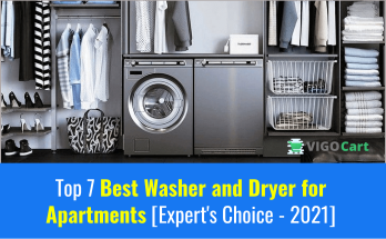 Best Washer and Dryer for Apartments