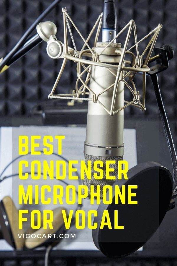 Top 8 Best Condenser Microphone for Vocal [Buying Guide Reviews - 2021] 1