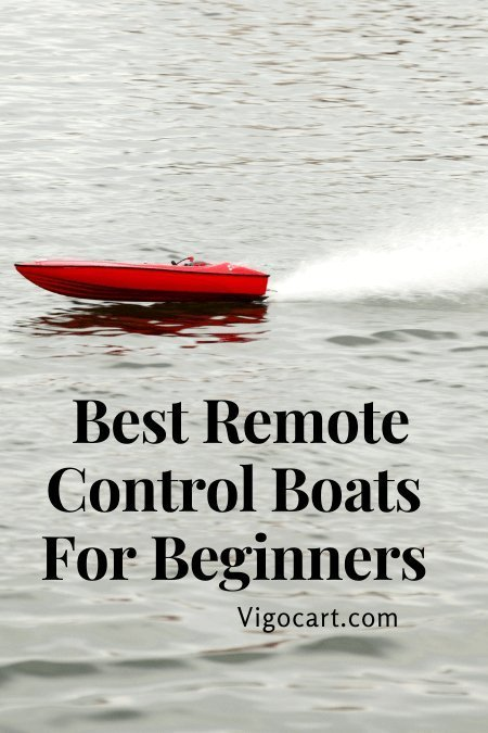 Best Remote Control Boats For Beginners
