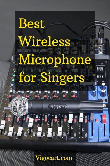 What is the best wireless microphone for singers