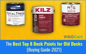 Deck Paints for Old Decks