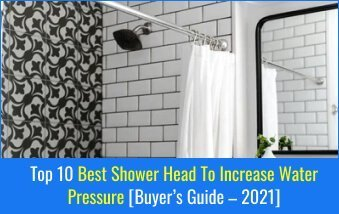 Best Shower Head To Increase Water Pressure