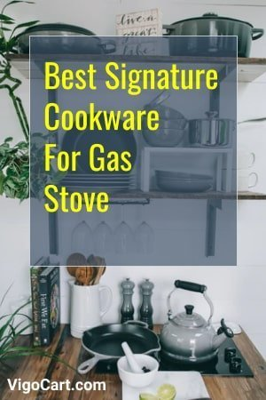 Best Signature Cookware For Gas Stove
