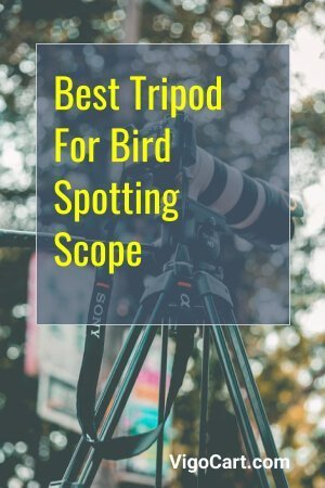 Top 10 Best Tripod For Bird Spotting Scope [buying-guide-2021] 1
