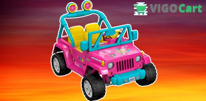 Top 6 Best Two Seater Power Wheels [Guide 2021] 1