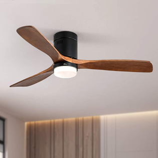 Low Profile Ceiling Fan With Lights